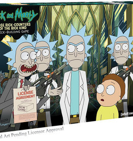Cryptozoic Entertainment Rick and Morty DBG: Close Rick-Counters of the Rick Kind - Core Set