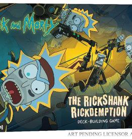 Cryptozoic Entertainment Rick and Morty DBG: The Rickshank Rickdemption