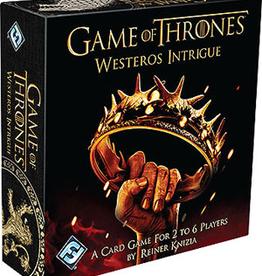 Fantasy Flight Games A Game of Thrones: Westeros Intrigue