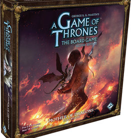 Fantasy Flight Games A Game of Thrones Board Game: 2nd Edition - Mother of Dragons Expansion