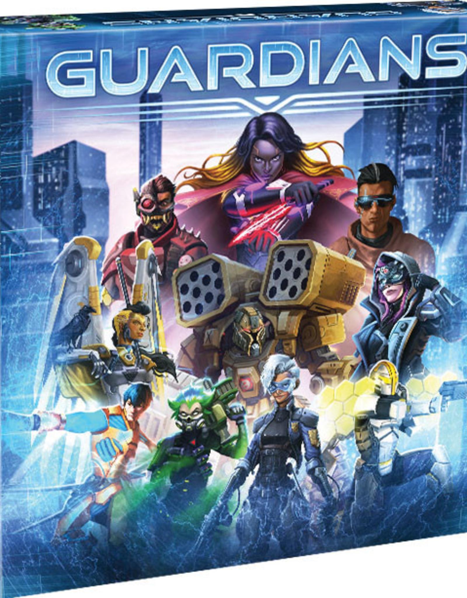 Plaid Hat Games Guardians
