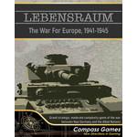 Compass Games Lebensraum: The War for Europe 1941-1945