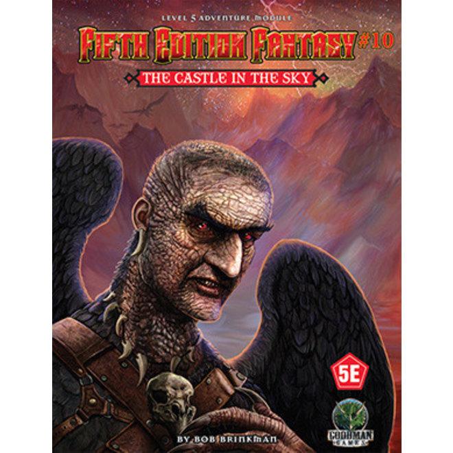 D&D: 5E Fantasy - #10 Castle In The Sky