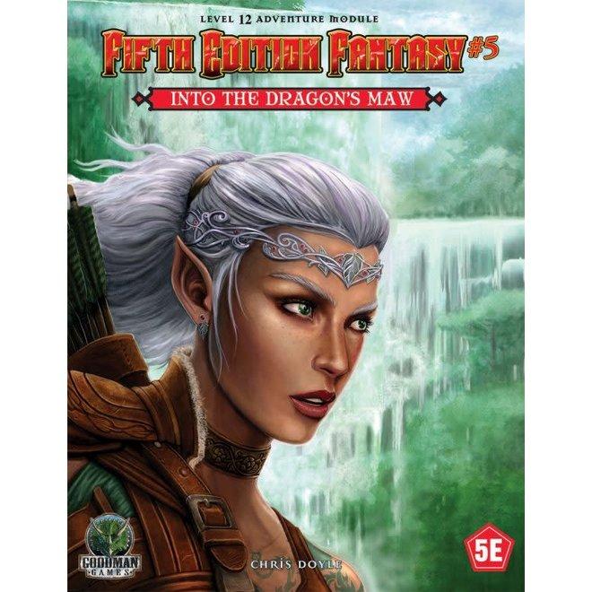 D&D: 5E Fantasy - #5 Into The Dragon's Maw