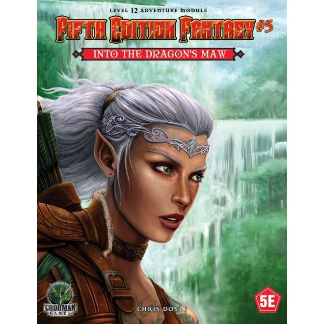 D&D: Fifth Edition Fantasy - #5 Into The Dragon's Maw