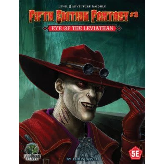 D&D: 5E Fantasy - #8 Eye Of The Leviathan