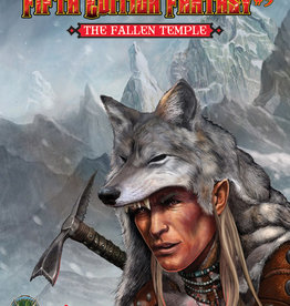 Goodman Games 5TH ED Fantasy #9: Fallen Temple