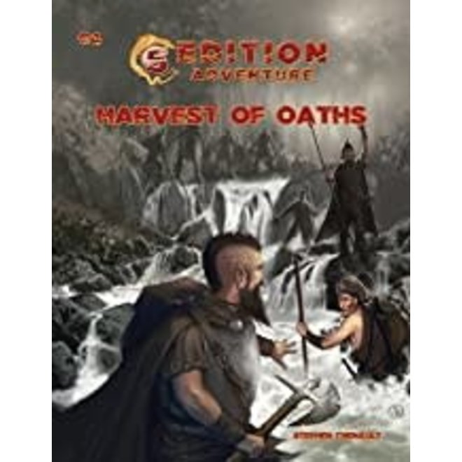 5th Edition Adventures: C4 - Harvest of Oaths