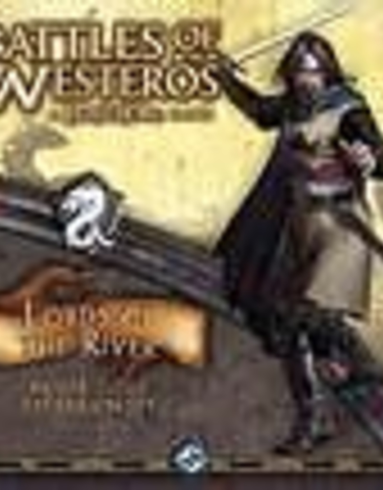 Fantasy Flight Games Battlelore: Lords of the River Expansion