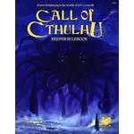 Chaosium Inc. Call Of Cthulhu 7E: Keeper Rulebook Hardcover