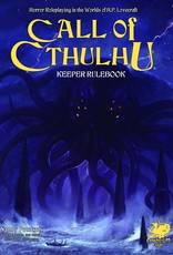 Chaosium Inc. Call Of Cthulhu 7E: Keeper Rulebook Hardcover