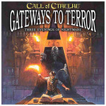 Chaosium Inc. Call of Cthulhu 7E: Gateways to Terror