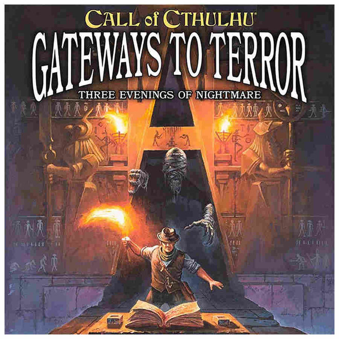 Call of Cthulhu: 7th Edition - Gateways to Terror Scenario