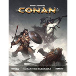 Modiphius Entertainment Conan: The Barbarian HC