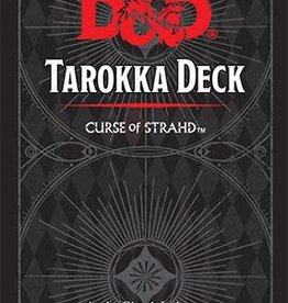 Gale Force Nine Curse of Strahd - Tarroka Deck