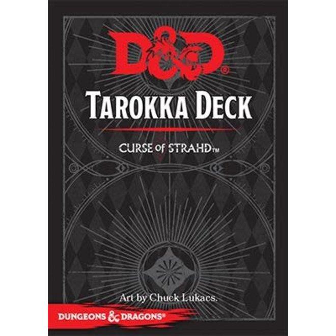 D&D: 5E Curse of Strahd - Tarroka Deck