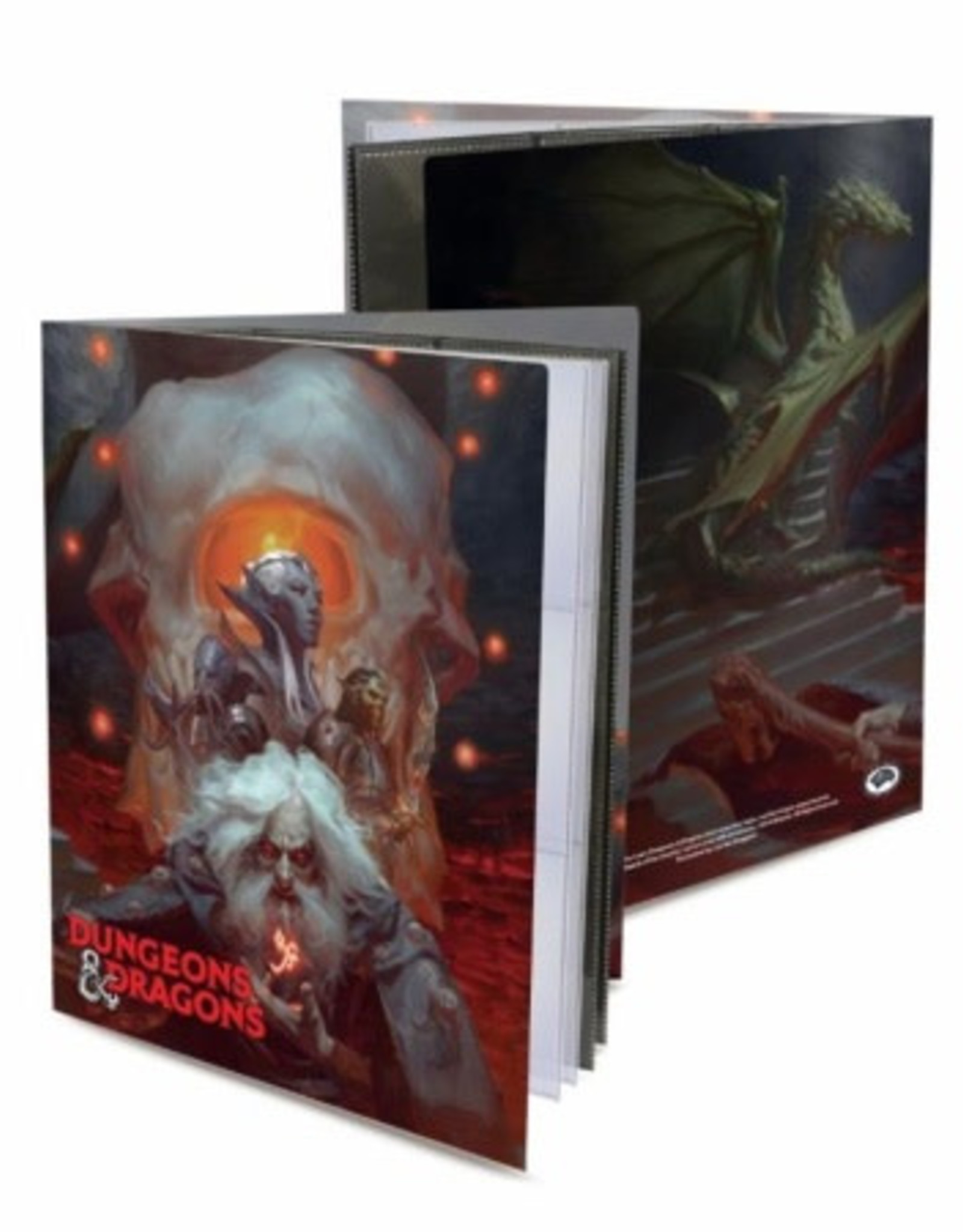 Wizards of the Coast Dungeons & Dragons - Character Folio: Mad Mage