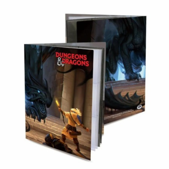 D&D - Character Folio: Shadow Dragon