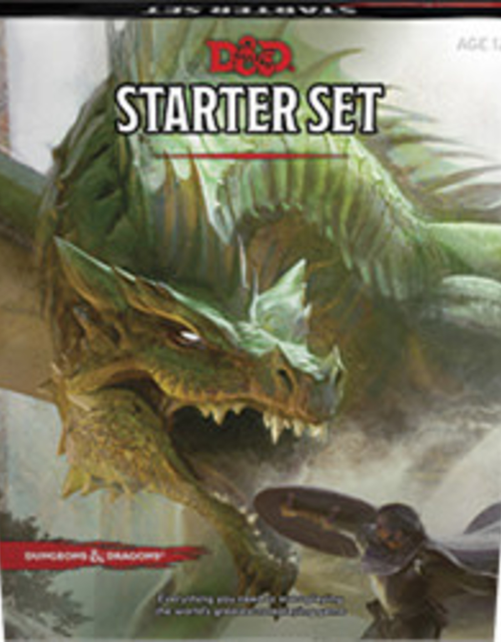 Wizards of the Coast Dungeons & Dragons 5th Edition - Starter Set