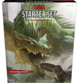 Wizards of the Coast D&D 5E - Starter Set
