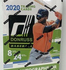 Panini America 2020 Donruss Baseball Hobby Box