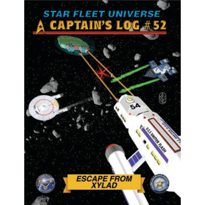 Captain's Log #52