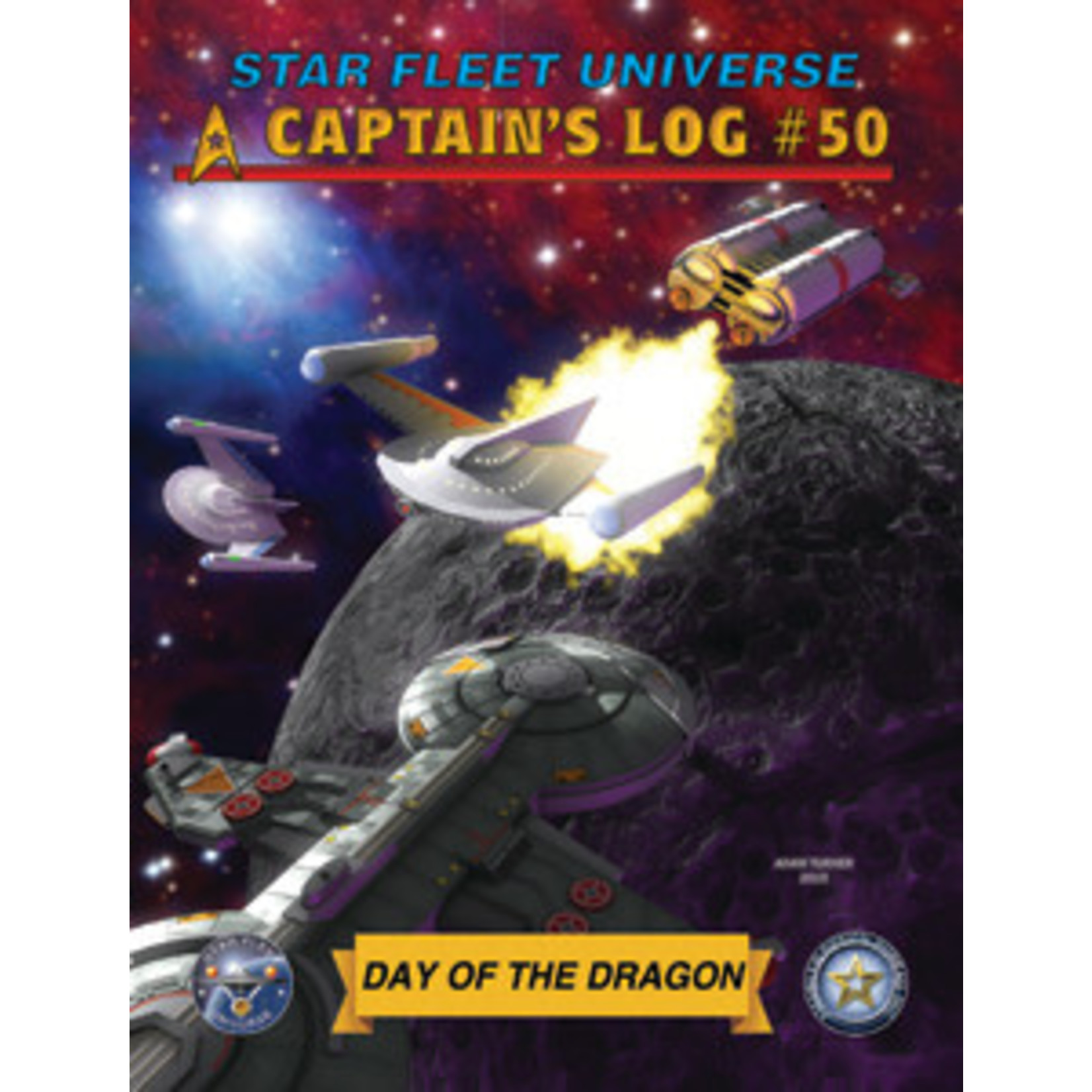 Amarillo Design Bureau Inc Captain's Log #50