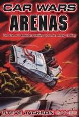 Steve Jackson Games Car Wars Classic: Arenas Expansion