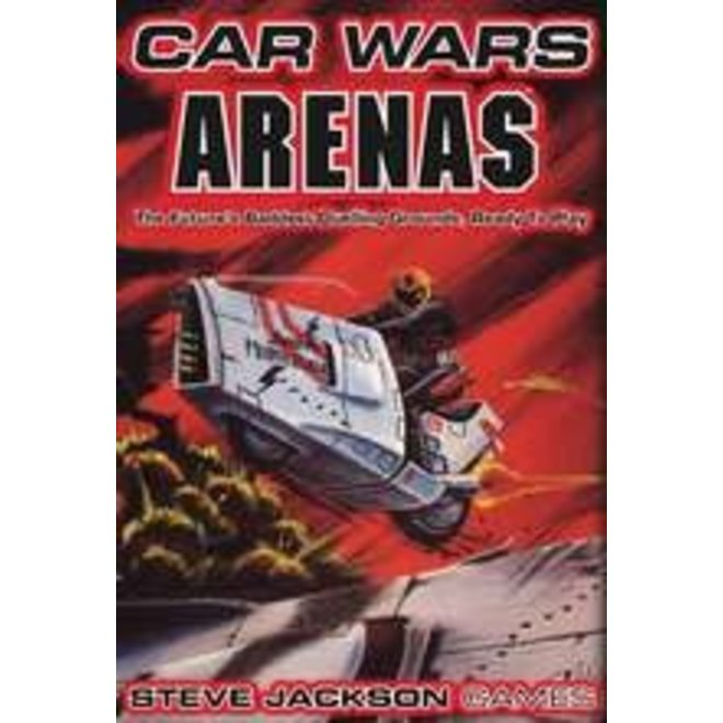 Car Wars Classic: Arenas Expansion