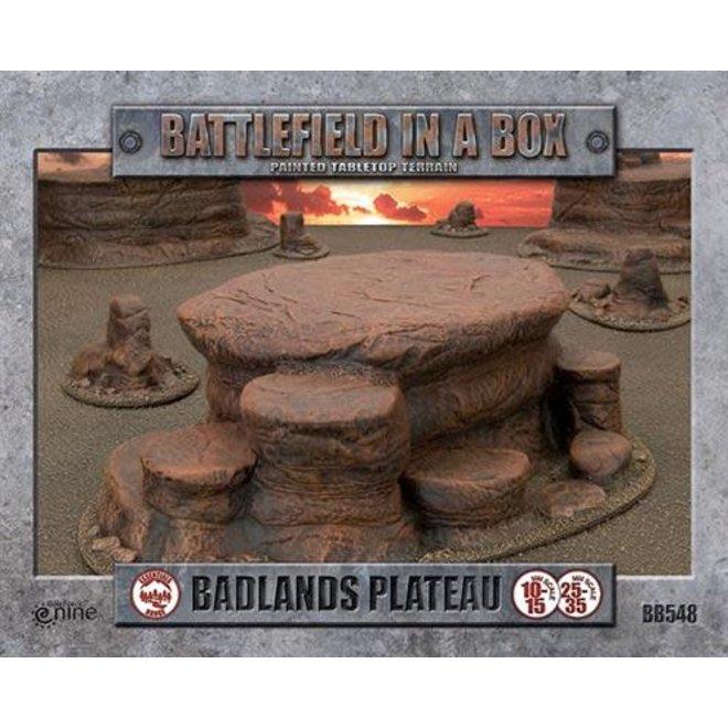 Badlands Plateau - Mars 30mm