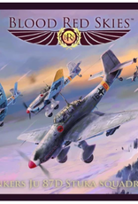 Warlord Games Blood Red Skies: German Ju 87D Stuka Squadron