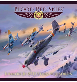 Warlord Games Blood Red Skies: German Ju 87D Stuka Squadron
