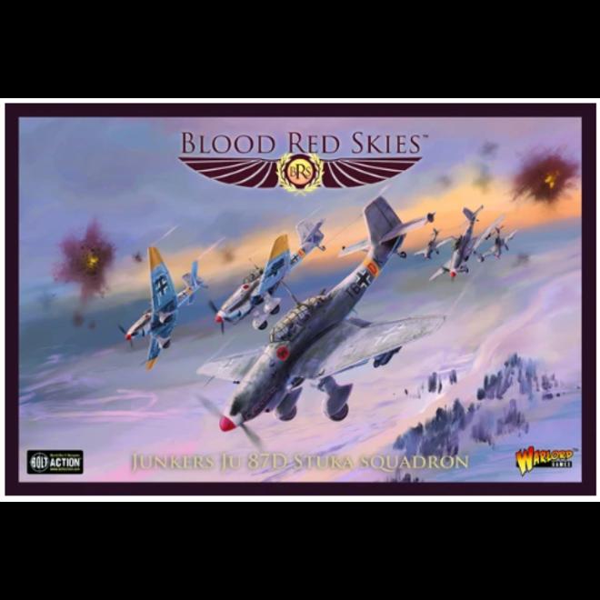 Blood Red Skies: German Ju 87D Stuka Squadron
