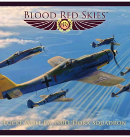 Warlord Games Blood Red Skies: German Fw 190D Dora Squadron
