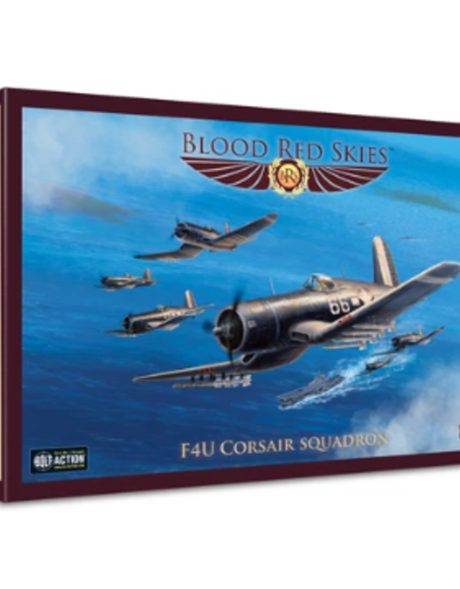 Warlord Games Blood Red Skies: US F4U Corsair Squadron