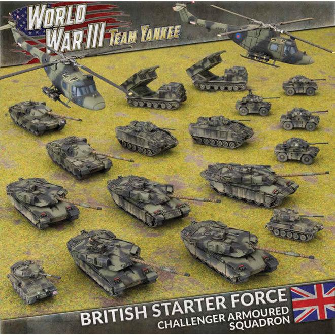 TY   British Starter Force