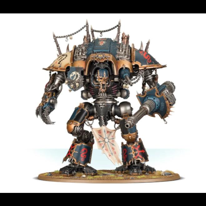Warhammer: 40,000 - Chaos Knights: Knight Desecrator