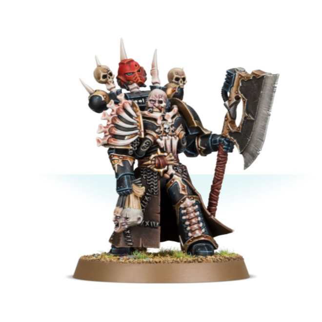 Chaos Space Marines: Master of Executions