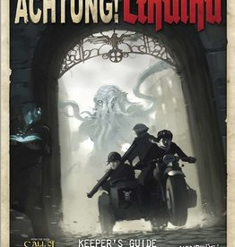 Modiphius Entertainment Achtung! Cthulhu RPG: Keepers Guide