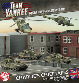 Battlefront Miniatures Ltd TY | Charlie's Chieftains (Plastic Army Deal)