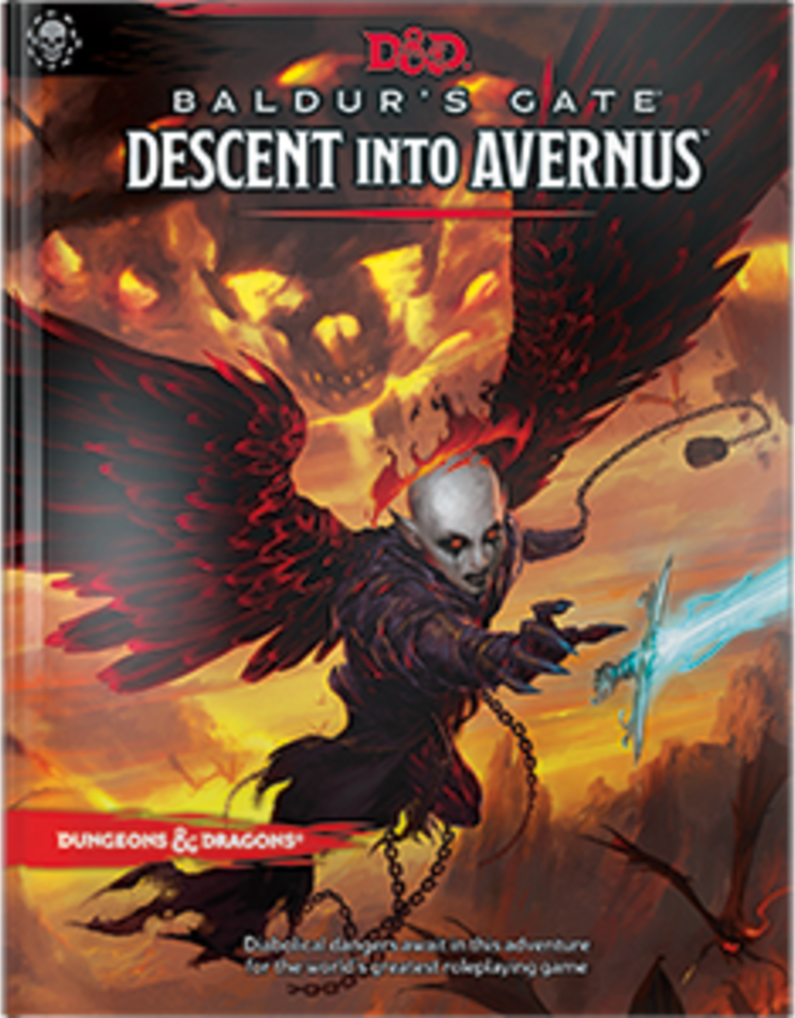 Wizards of the Coast Dungeons & Dragons 5E - Baldur's Gate: Descent into Avernus