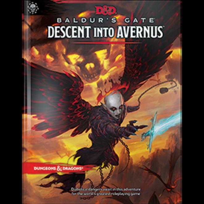 Dungeons & Dragons: 5th Edition - Baldur's Gate: Descent into Avernus
