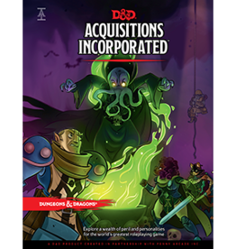 Wizards of the Coast D&D 5E - Acquisitions Incorporated