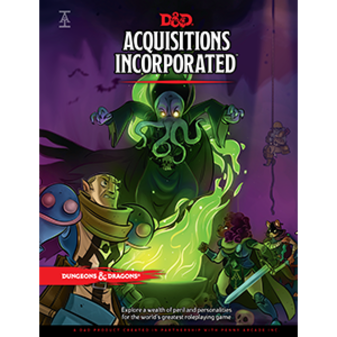 D&D: 5E - Acquisitions Incorporated