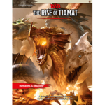 Wizards of the Coast D&D 5E - Tyranny of Dragons: Rise of Tiamat