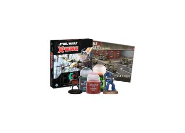 Tabletop & Miniature Games
