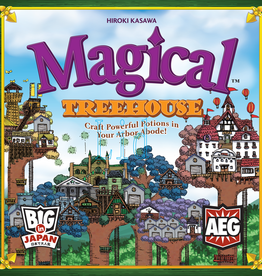 Alderac Entertainment Group Magical Treehouse