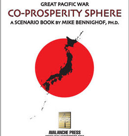 Avalanche Press ltd. Great Pacific War: Co-Prosperity Sphere