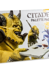 Games Workshop Citadel Palette Pad