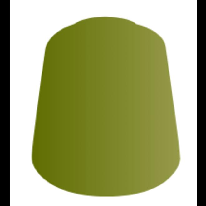 Contrast:  Militarum Green (18ML) Paint